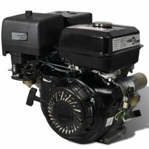 Benzinmotor 15 PS 9,6 kW Schwarz