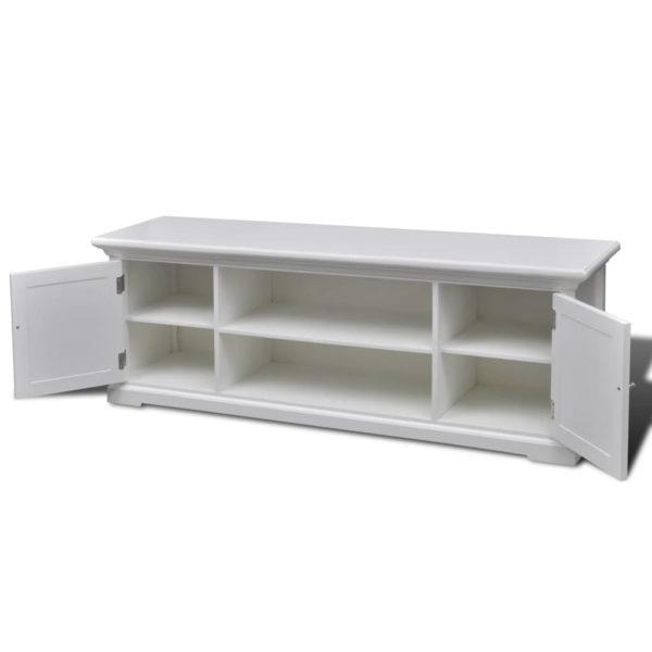 TV-Tisch Weiß