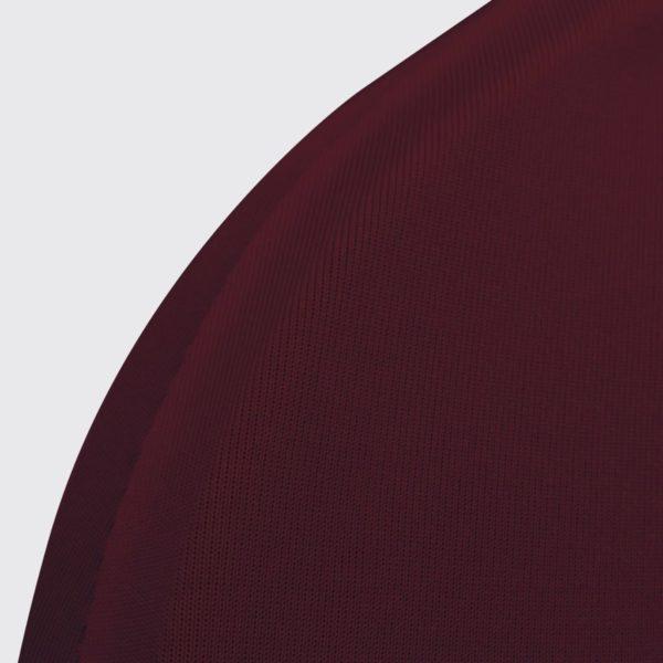 50 x Stuhlhusse Stretchhusse Bordeaux