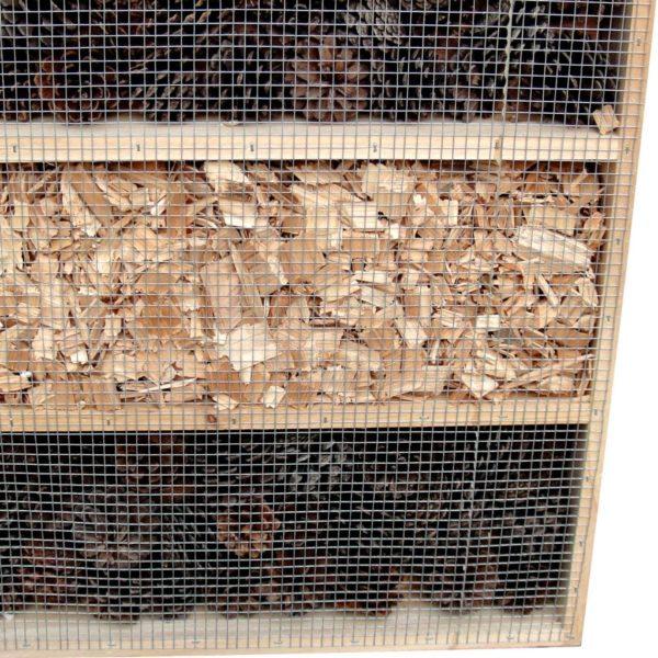 Insektenhotel XXL 50 x 15 x 100 cm