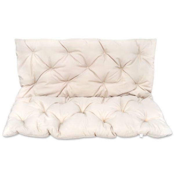 Creme Cushion für Swing Chair 120 cm