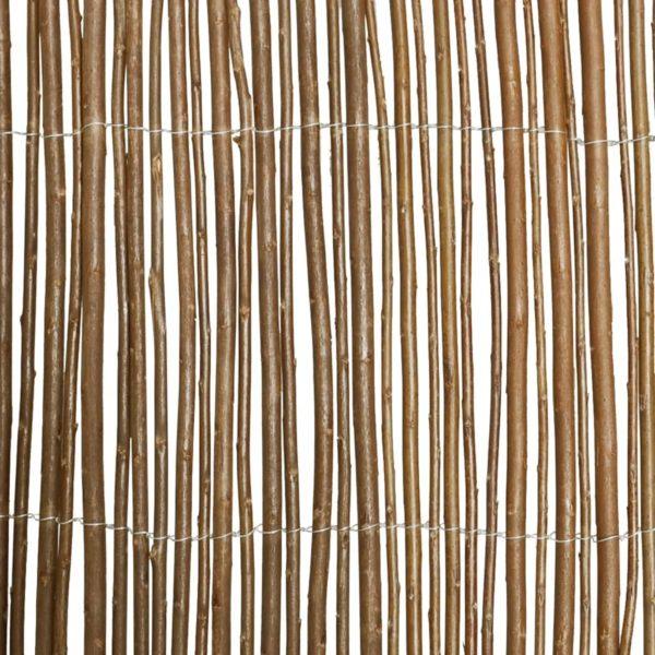 Weidenzaun 500 x 150 cm