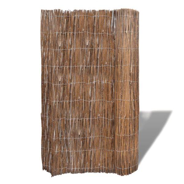 Weidenzweigezaun 300 x 100 cm