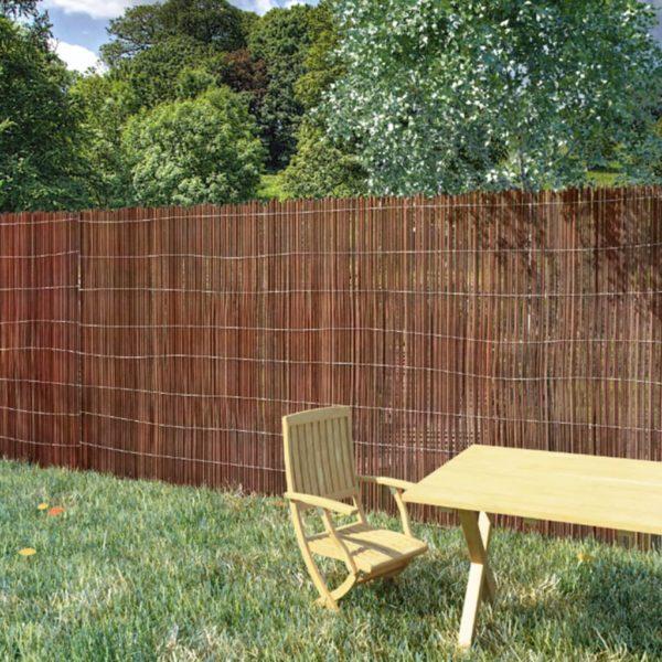 Weidenzweigezaun 300 x 150 cm