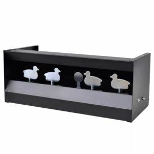 Magnetischer Scheibenkasten 4 + 1 Ziele im Enten-Design