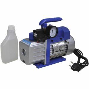 Einstufige Vakuumpumpe mit Manometer 71 L / Min