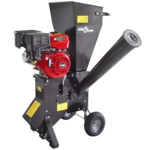 Benzinbetriebene Holzhackmaschine mit 13 HP Motor