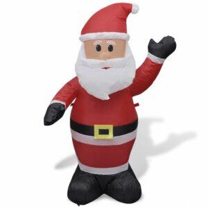 Weihnachtsmann aufblasbar 120 cm