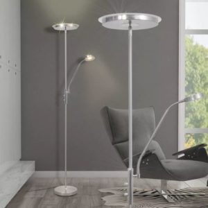 Dimmbar LED Stehlampe 23 W