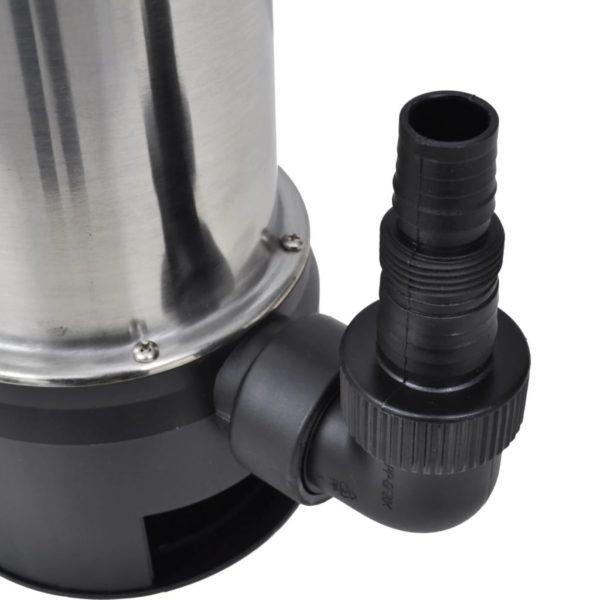 Schmutzwasser Tauchpumpe 750 W 12500 L/h