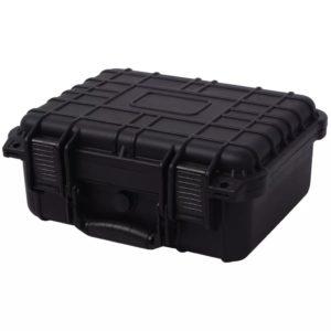 Universalkoffer 35×29,5×15 cm Schwarz