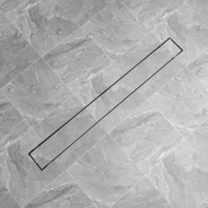 Duschablauf Linear 1030×140 mm Edelstahl