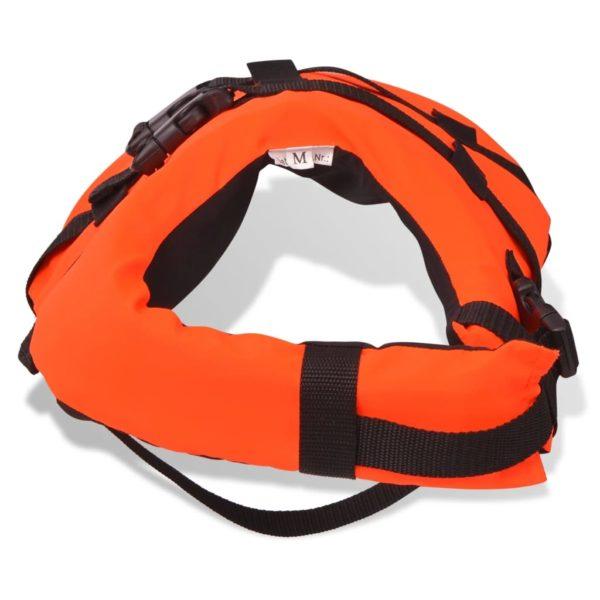 Hunderettungsweste M Orange