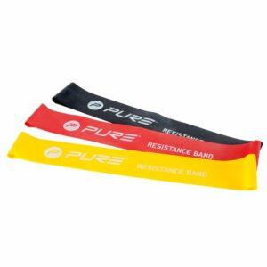 Pure2Improve Dreiteiliges Widerstandsband Set P2I200280