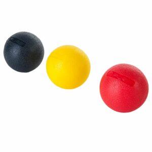 Pure2Improve Dreiteiliges Massageball-Set 5cm P2I200190