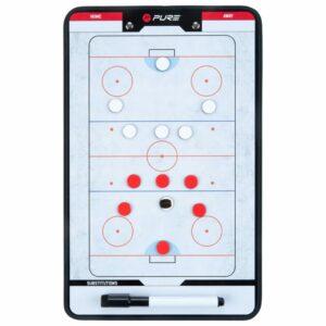 Pure2Improve Coach-Board Eishockey 35×22 cm P2I100640