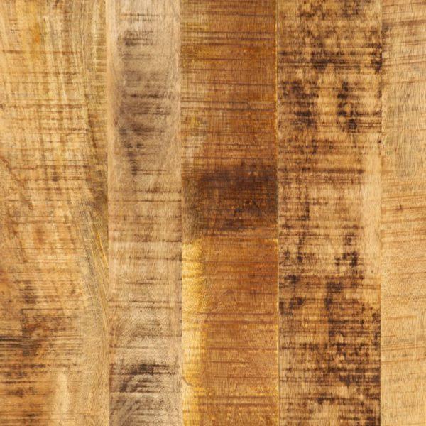 Esstisch 200 x 100 x 75 cm Massivholz Mango