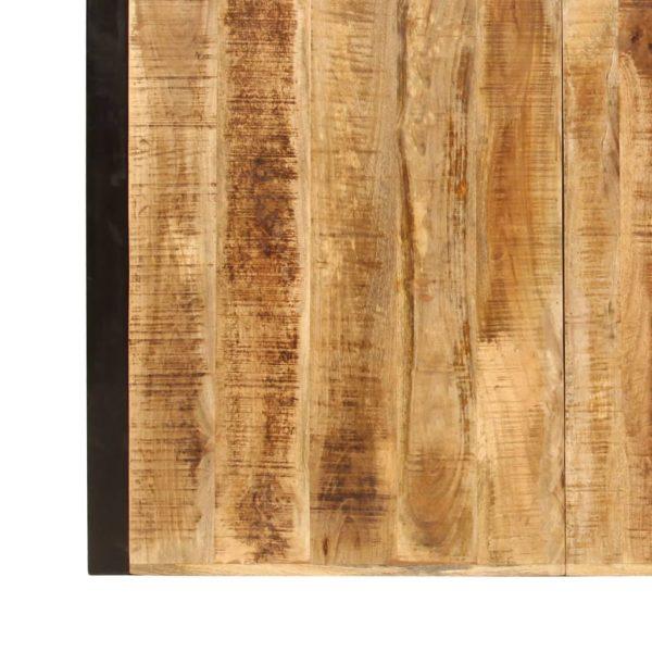 Esstisch 180 x 90 x 75 cm Massivholz Mango