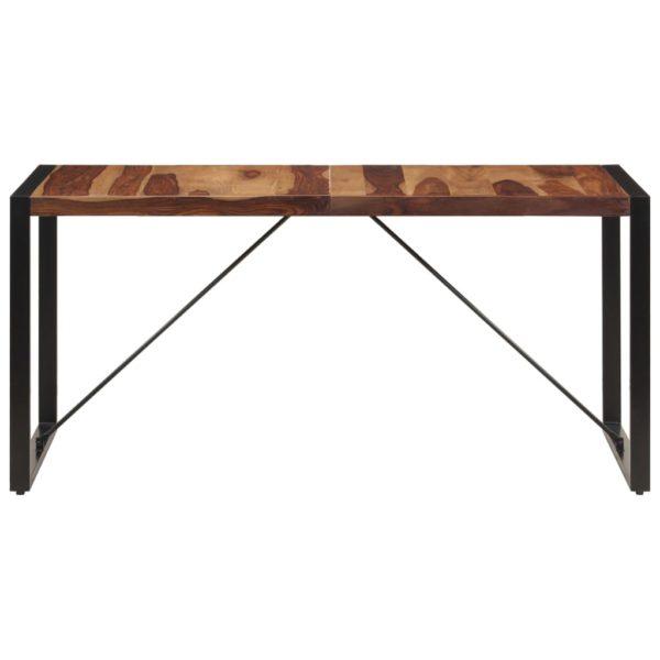 Esstisch 160 x 80 x 75 cm Massivholz