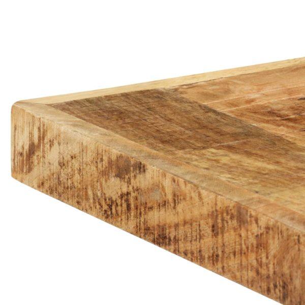 Esstisch 200×100×75 cm Massivholz Mango