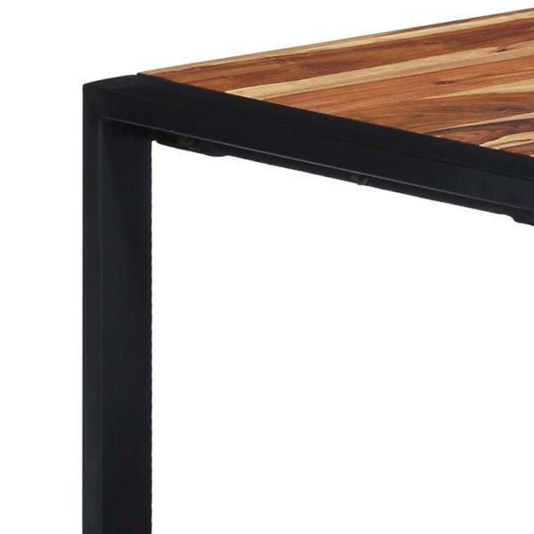 Couchtisch 110×60×40 cm Massivholz