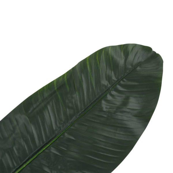 Künstliche Blätter Banane 5 Stk. Grün 50 cm
