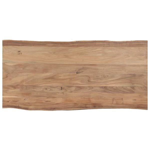 Esstisch 180 x 88 x 76 cm Massivholz Akazie