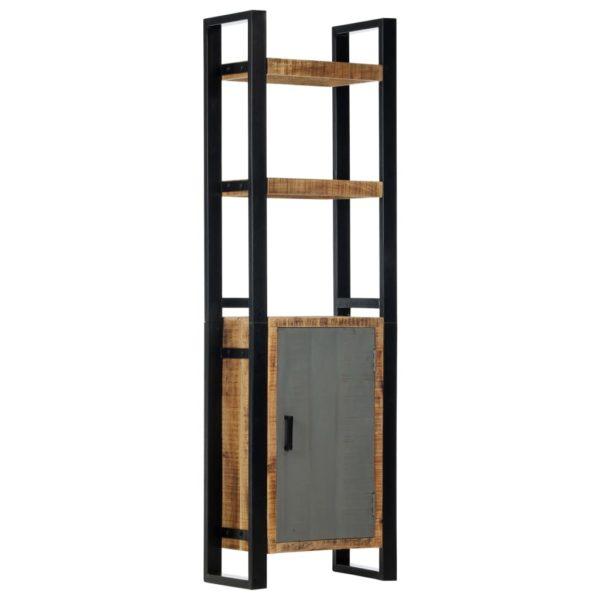 Bücherregal 50 x 30 x 170 cm Mango Massivholz