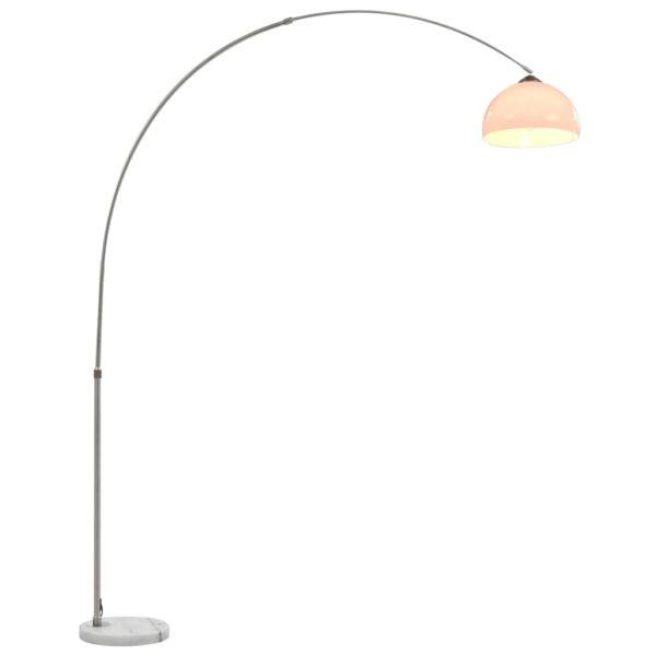 Bogenlampe 60 W Silbern E27 200 cm