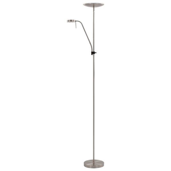 Stehlampe 16 W Silbern 180 cm