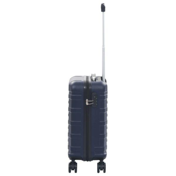 Hartschalen-Trolley Marineblau ABS