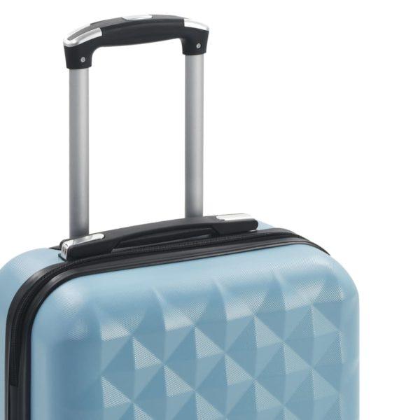 Hartschalen-Trolley Blau ABS