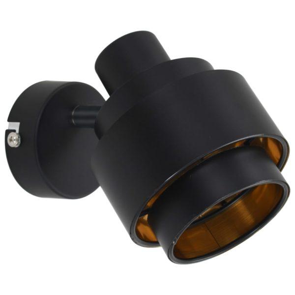 Strahler 2 Stk. Schwarz E14