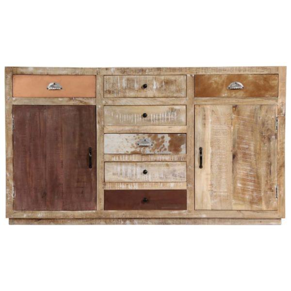 Sideboard 150 x 40 x 85 cm Massivholz Mango