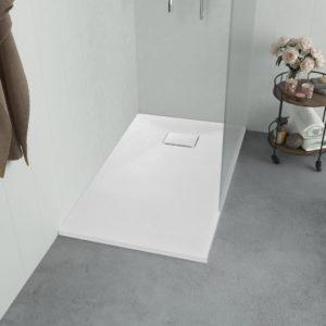 Duschwanne SMC Weiß 90×90 cm