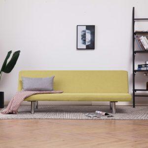 Schlafsofa Grün Polyester