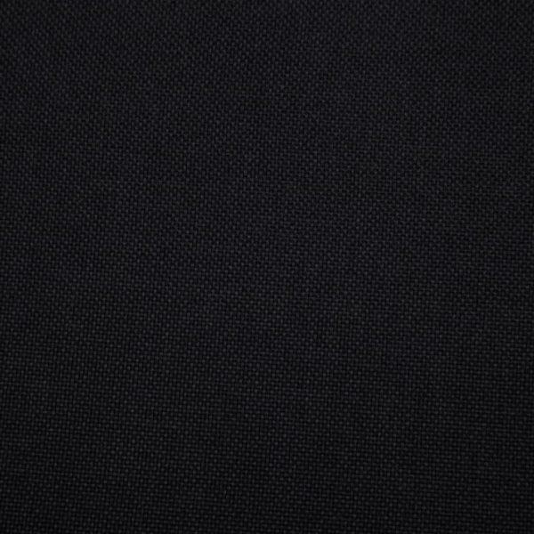 Schlafsofa Schwarz Polyester