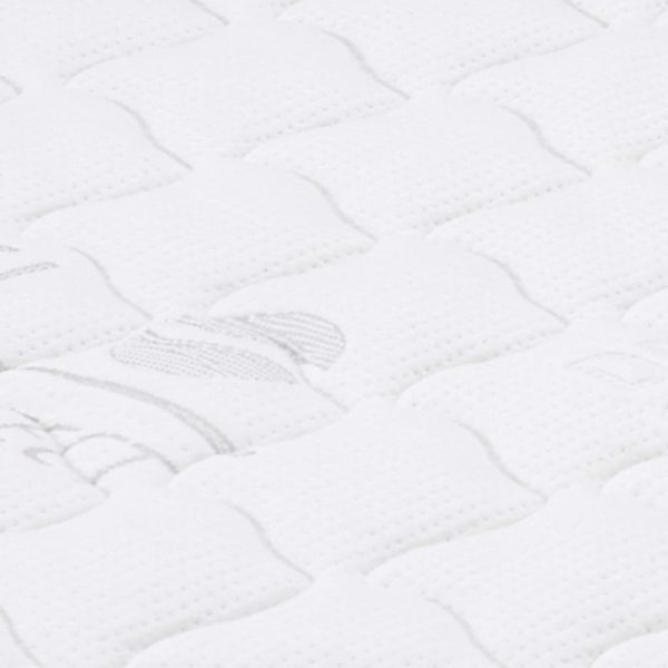 Matratzenauflage 90 x 200 cm Gelschaum 7 cm