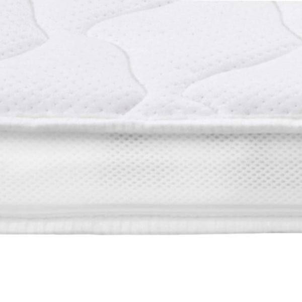 Matratzenauflage 180 x 200 cm Gelschaum 7 cm