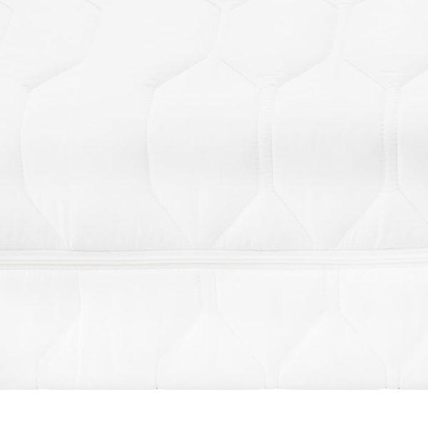 Matratze 100 x 200 cm 7 Zonen Taschenfedern 20 cm H2