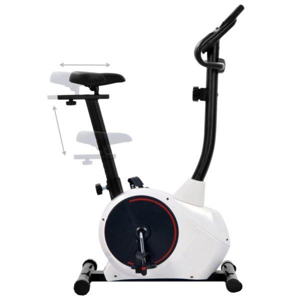 Magnetischer Heimtrainer mit Pulsmessung