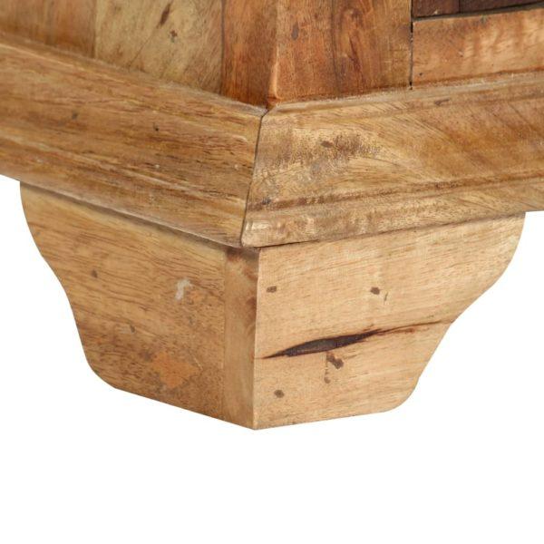 Sideboard 150×40×76 cm Massivholz Mango