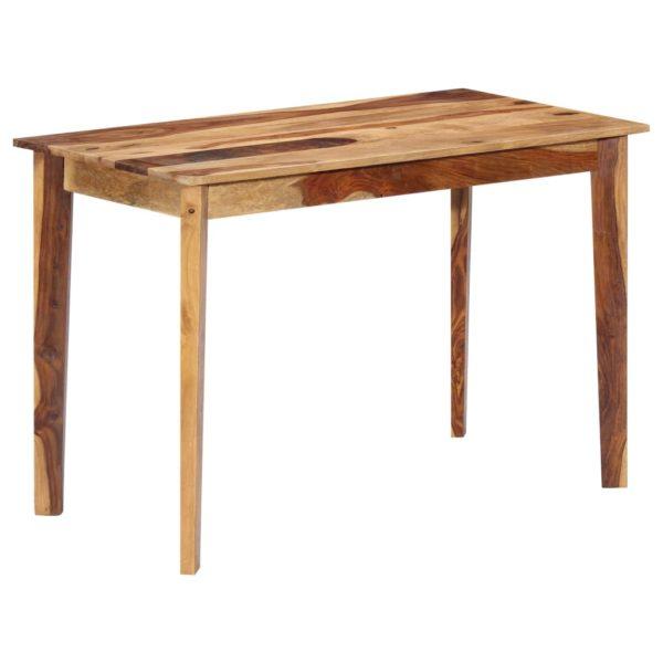 Esstisch 118×60×76 cm Massivholz