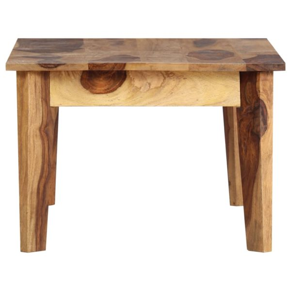 Couchtisch 110 x 60 x 40 cm Massivholz