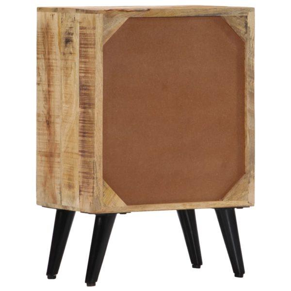 Nachttisch 40×30×60 cm Massivholz Mango