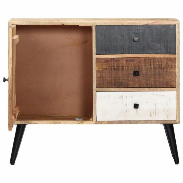 Sideboard 88×30×73 cm Mango-Massivholz