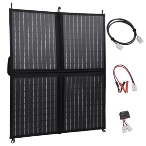 Solarmodul Faltbar 80 W 12 V