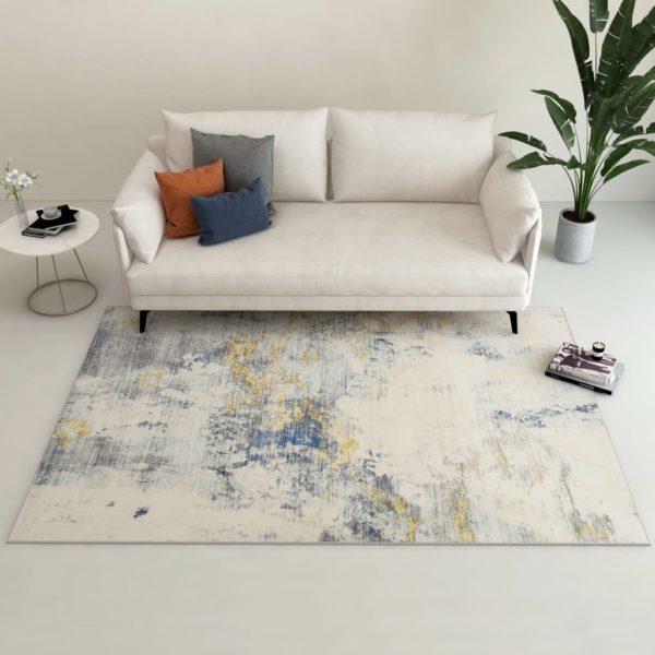 Teppich Bedruckt Mehrfarbig 80×150 cm Polyester