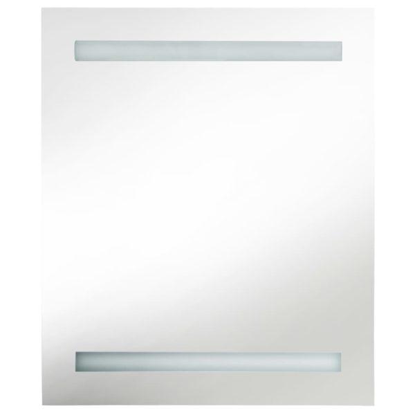 LED-Bad-Spiegelschrank 50 x 14 x 60 cm