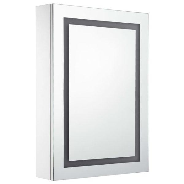 LED-Bad-Spiegelschrank 50 x 13 x 70 cm